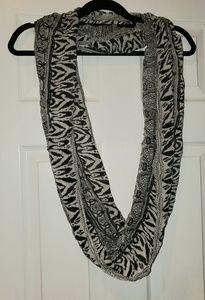 J. Jill viscose infinity scarf
